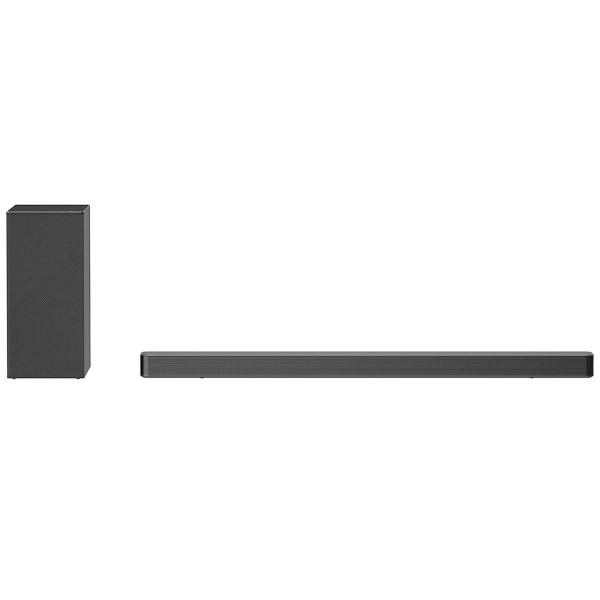 Lg sn6y barra de sonido 420w 3.1 meridian dts virtual:x hi-res bluetooth hdmi usb con subwoofer inalámbrico