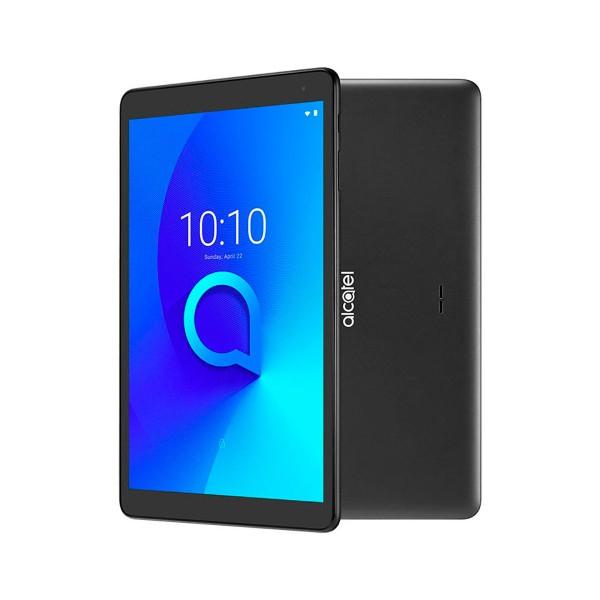 Alcatel 1t 10 wifi tablet negro 10.1'' ips hd quadcore 16gb 1gb ram cam 2mp selfies 2mp